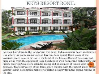 Keys Resort Ronil