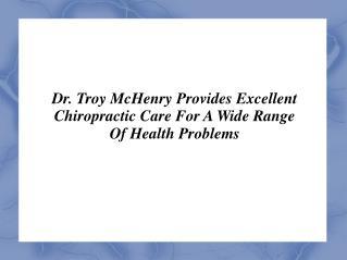 Troy McHenry