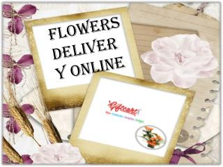 Flower delivery Online | Giftcart