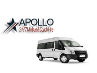 Hire Minibus and Coach for Travel in UK