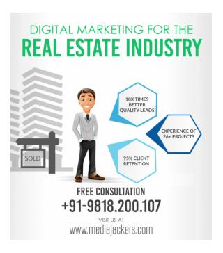 Specialized Digital Marketing Company For Real Estate Projects