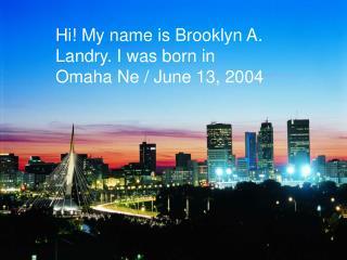 Brooklyn Landry