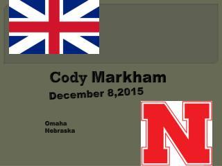 Cody Markham