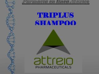 280ML TRIPLUS SHAMPOO