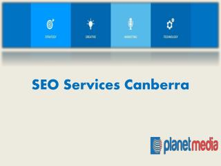 SEO Services Canberra