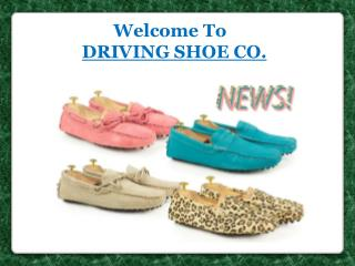 Buy Stylish Women's Driving Shoes