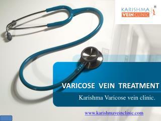Varicose vein treatment clinic in pune - Karishma Vein Clinic