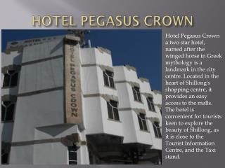 Hotel pegasus crown