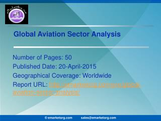 Aviation Sector In depth Current Industry Data Report