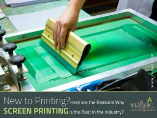 Premium Quality Screen Printing in Kansas City