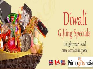 Explore Delightful Diwali gifts 2015 @ Primogiftsindia.com!!
