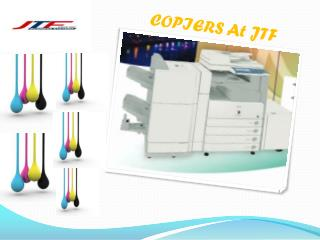 Document Copier At JTF Business Systems
