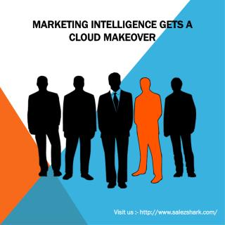 Marketing Intelligence | Cloud CRM Software