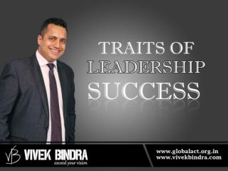 Leadership Traits of an Effective Leader
