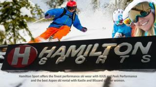 Hamilton Sports offer Women Ski wear, jackets, pants