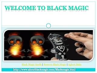 Black Magic Spells