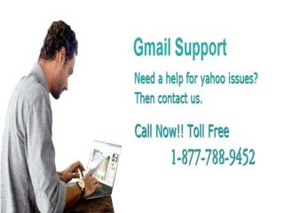 Gmail support | 1-877-788-9452