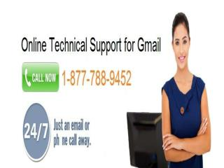 Gmail support || 1-877-788-9452