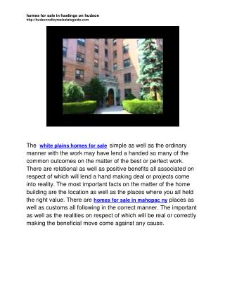 condos for sale in white plains ny