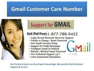 1-877-788-9452 ||||| Gmail support