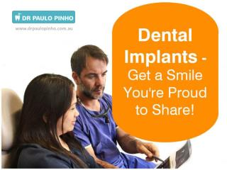 Dental Implants in Sydney – Facts and Myths