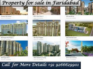 Property for sale in faridabad