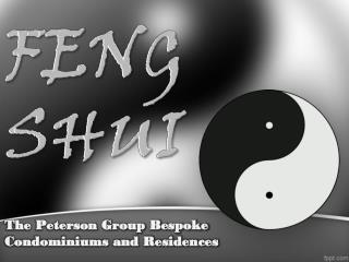 Feng Shui Reading for Your New Home