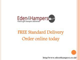 Food Hamper Delivered- eden4hampers