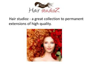 Hair Extension By Hair Studioz
