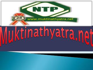 Muktinath Yatra | Muktinath YatraPackage at muktinathyatra.net