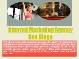 Ecommerce Web Design San Diego