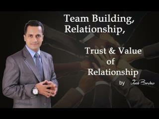 Emergence and Significance of Team Building Training In India