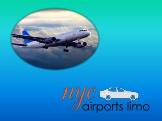 Get Limo Service from NYC Airports Limo