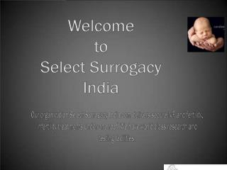 Find Best Surrogacy Specialist in Delhi, India