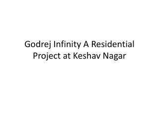 Lavish Apartment in Godrej Infinity Keshav Nagar