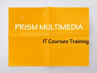 2D & 3D Multimedia Training Institute In Hyderabad - Prism Multimedia