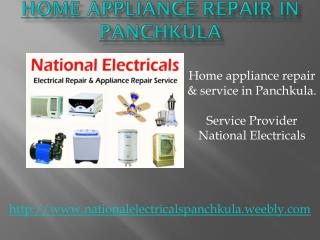 AC Repair in Panchkula - National Electricals