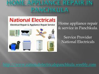AC Repair in Panchkula - National Electricals