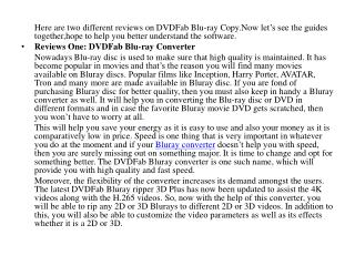 http://www.slideserve.com/victorhan/enjoy-high-quality-  blu-ray-video-and-audio-at-cheaper-rate