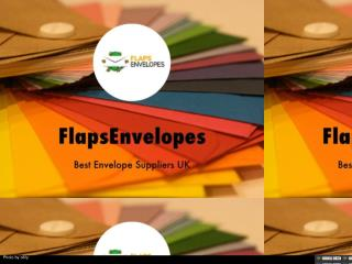 Create A Professional First Impression Of Your Business With Mailing Envelopes