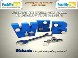 Online Internet Marketing Company - Push My Web