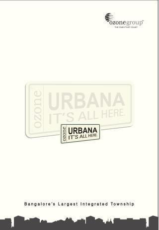 Ozone Urbana E Brochure