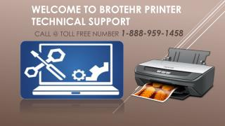 Brother Printer Tech Support Number 18889591458
