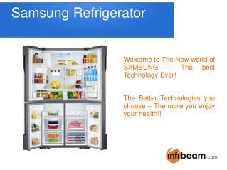 Samsung Refrigerators Online India