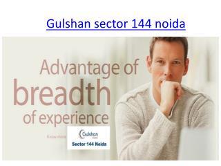 Gulshan Homz  | Gulshan Sector 144 Noida