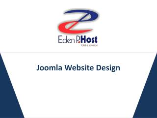 Joomla Website Design Toronto