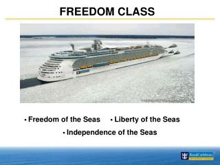 Freedom of the Seas Cruise Ship - Royal Caribbean International