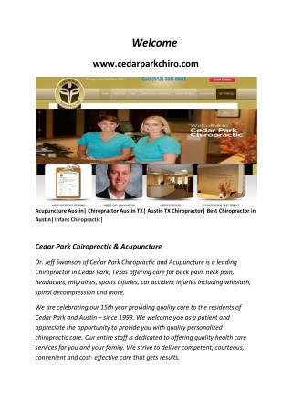 Round Rock Chiropractic