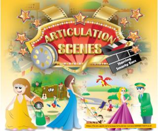 Articulation scenes - Bring articulation practice to a whole new level!