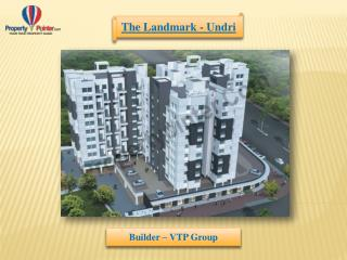 1 & 2 BHK The Landmark By VTP Group